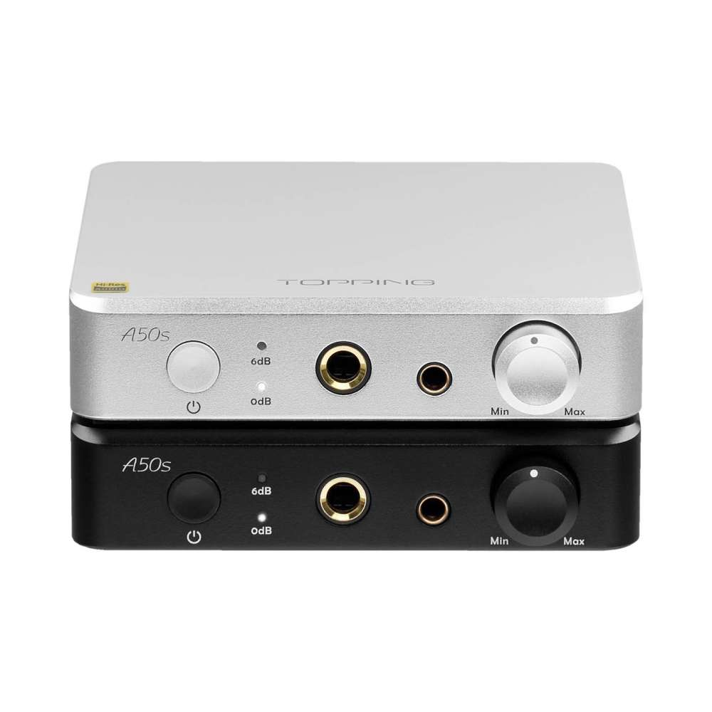 Topping A50s Headphone Amplifier