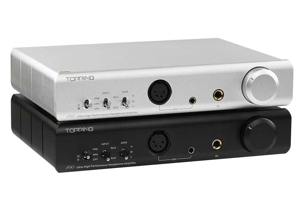 Topping A90 Balanced Headphone Amplifier