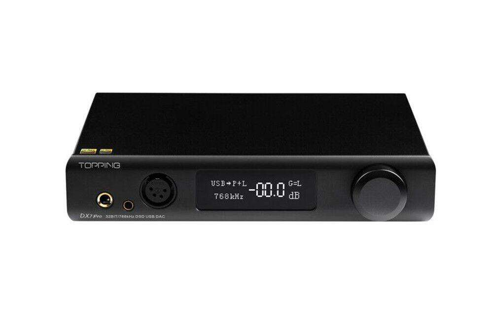 Topping DX7 Pro Amplifier and Dac in One